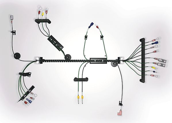Panduit Wire Harness Assembly and Bundling Productivity Solutions