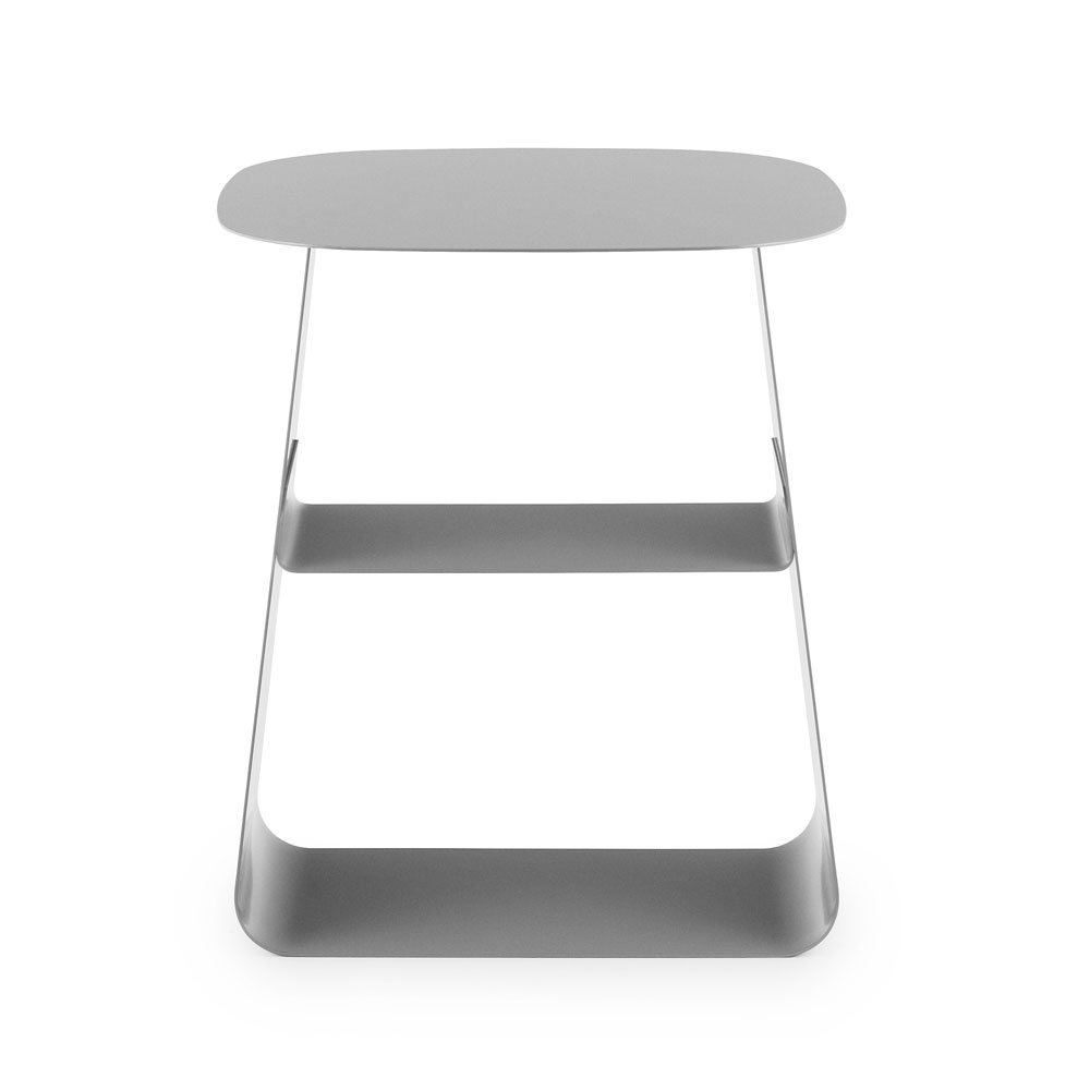 Couchtisch Jona Normann Copenhagen Stay Table 40 X 40 Cm Stone Grey