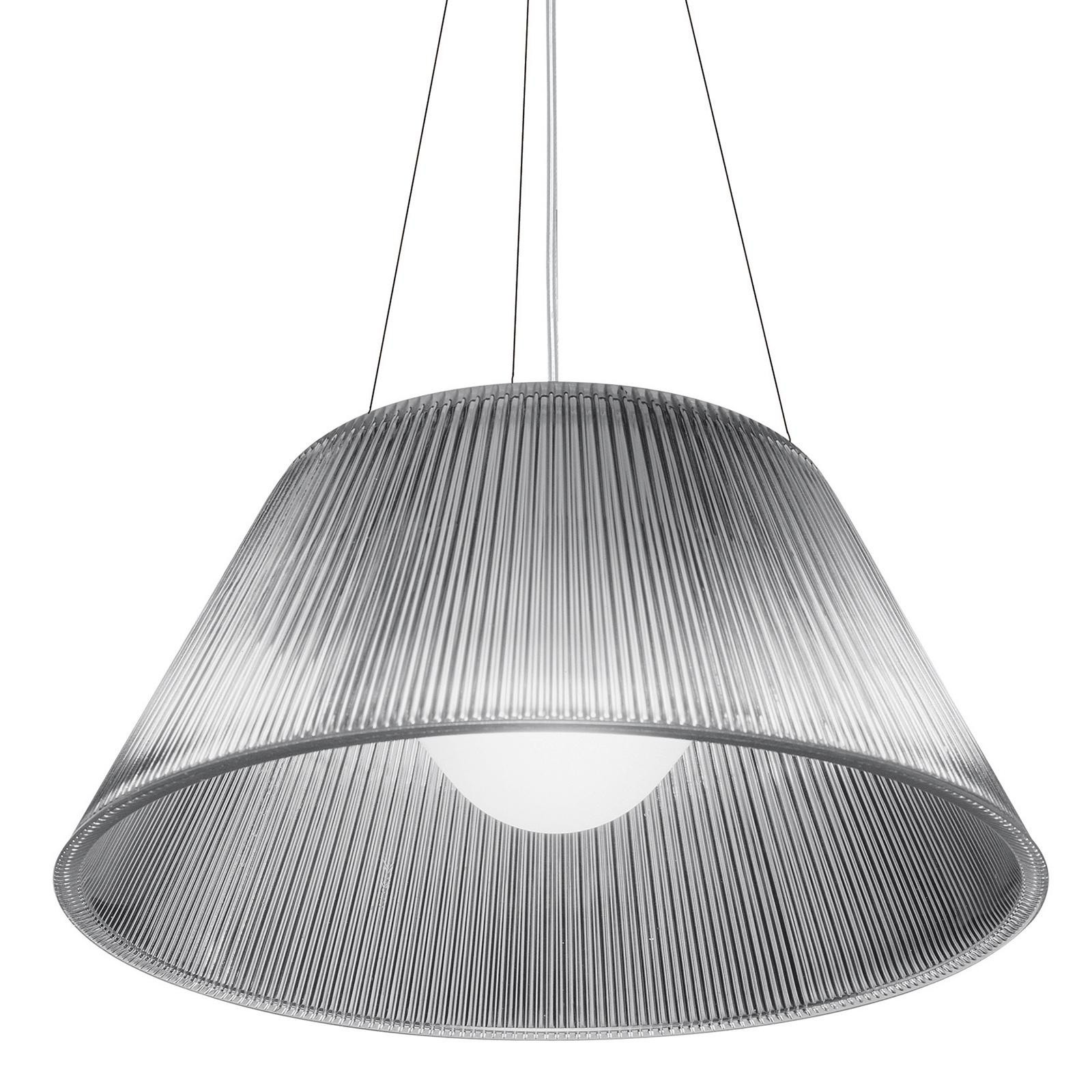 Philip Starck Flos Romeo Moon S2 Suspension Light Philippe Starck