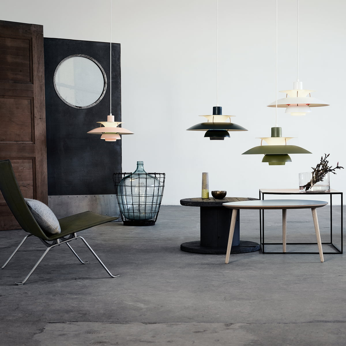 Ph 5 Louis Poulsen Ph 5 Pendant Lights