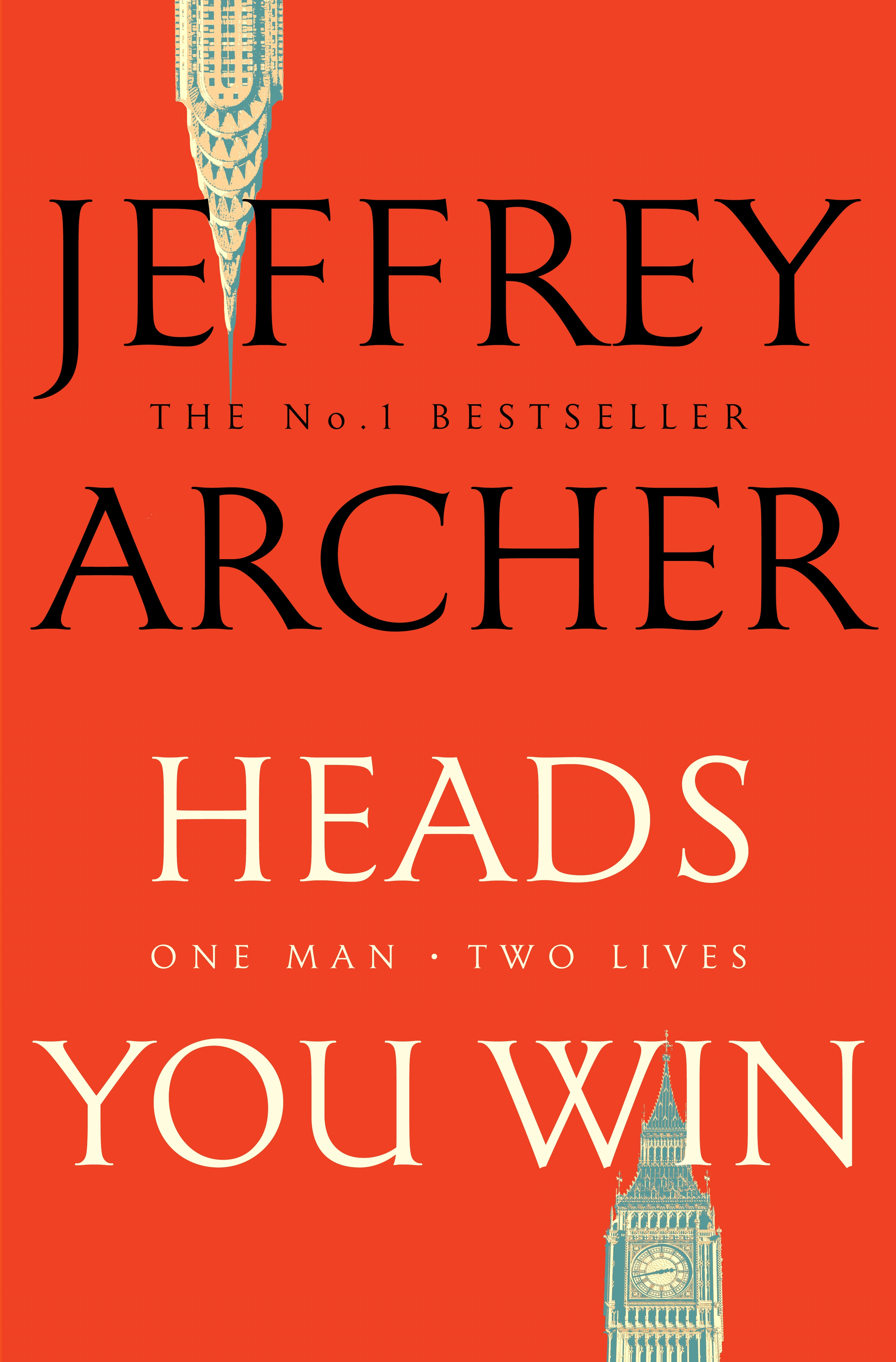 Jeffrey Archer Libros Heads You Win By Jeffrey Archer