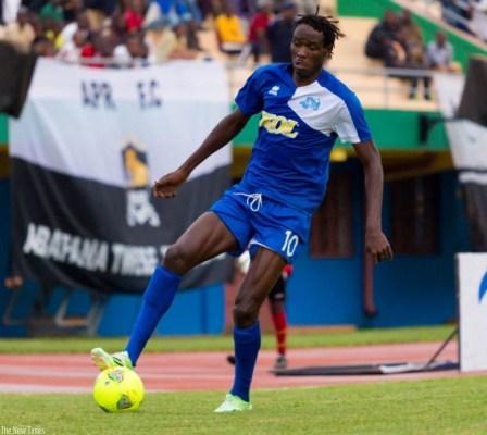 David Kasirye gets first ever call for Uganda National team, Uganda Cranes