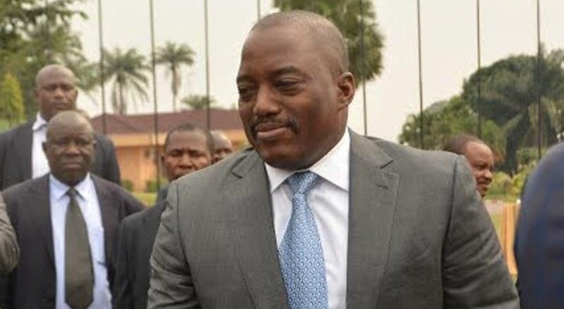 Perezida Joseph Kabila ngo yaba yarusimbutse arashwe n'umwe mu bairikare bamurinda.