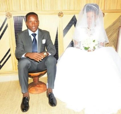 Ndayishimiye Celestin na Uwera Monique