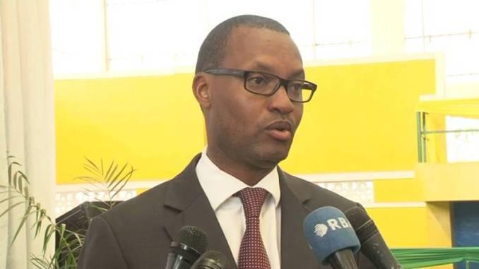 Busabizwa Parfait, Umuyobozi w'Umujyi wa Kigali Wungirije ushinzwe iterambere ry'ubukungu. (Photo/Courtesy)