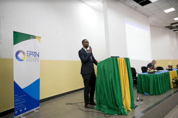 Dr. Kalisa about Non-Monetary Poverty, (Photo/Courtesy)