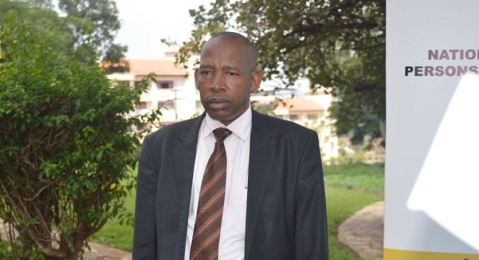 Emmanuel Ndayisaba, Umunyamabanga Nshingwabikorwa w'Inama y'igihugu y'abantu bafite ubumuga. (Photo/Courtesy)