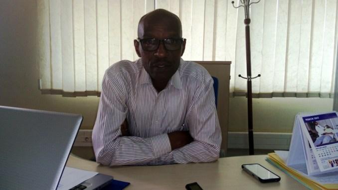 Nzahumunyurwa Claver, Umukozi ushinzwe ubukangurambaga bwa Mituweli muri RSSB (Photo/Panorama)