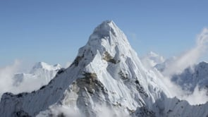Els Himalàies des de l'aire