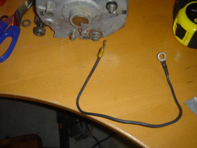Motorcraft Alternator Wiring Diagram The De Tomaso Forums