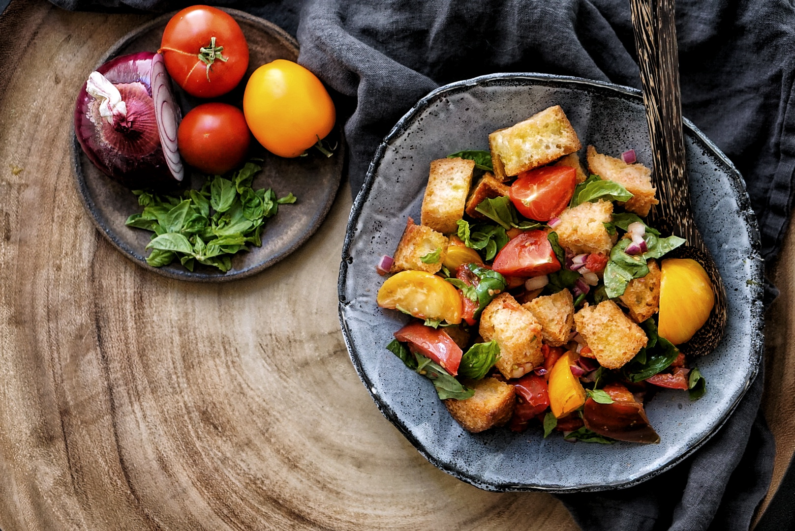 Cucina Povera Salad The Best Panzanella Pantry No 7