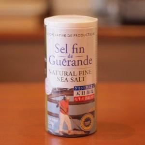 ゲランドの塩250g容器入