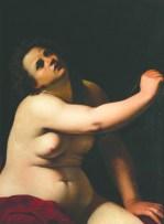 Artemisia Gentileschi, Cleopatra, 1620; Ferrara, Fondazione Cavallini-Sgarbi.
