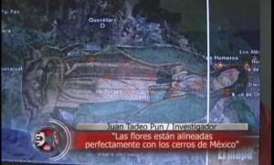 Fotos Usada en el Video Extranormal y la Virgen de Guadalupe