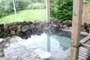 天然温泉 ファミリーにオススメ!元湯《七滝》で混浴露天に入ったよ☆