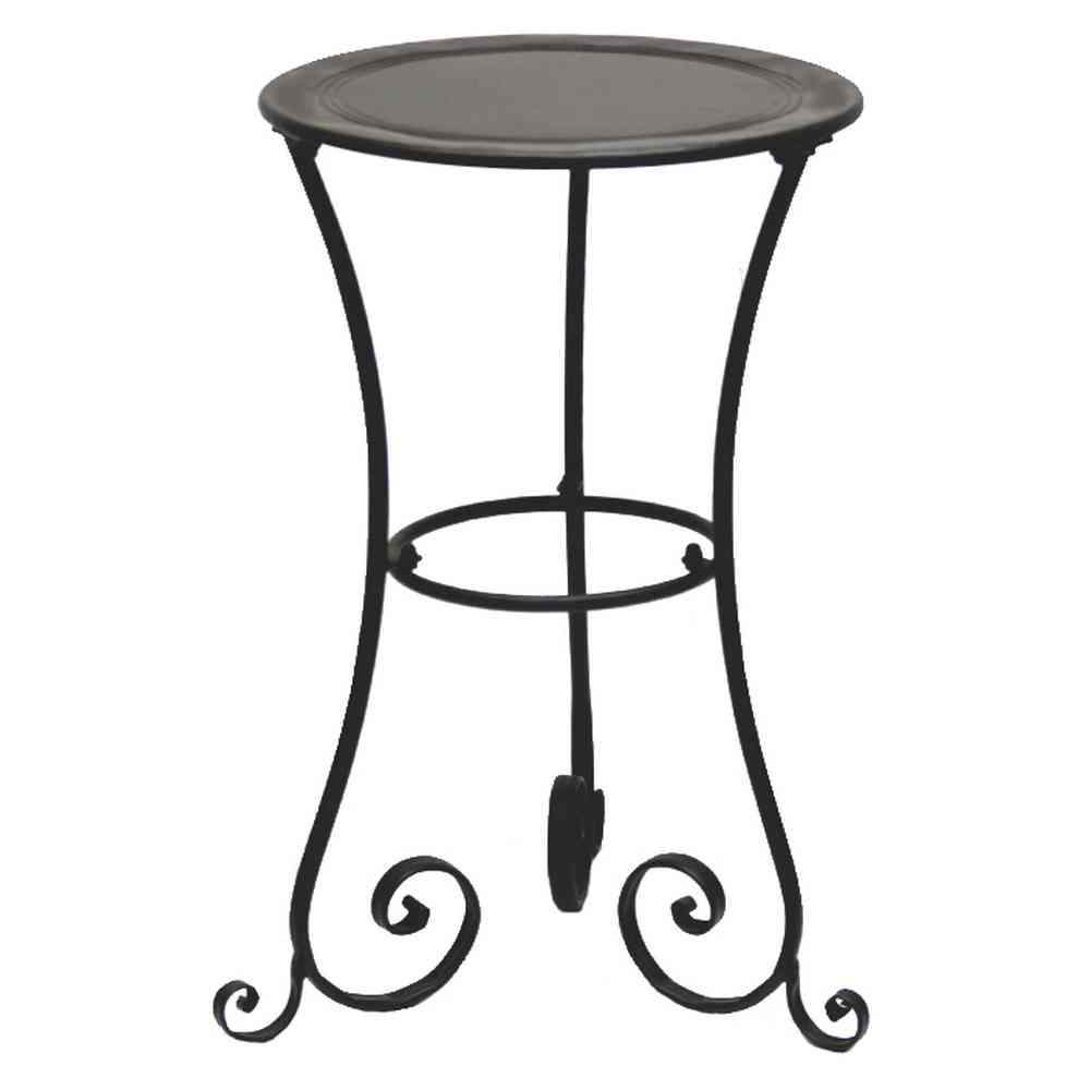 Petite Table Fer Forgé Gueridon Table Fer Forge Charme