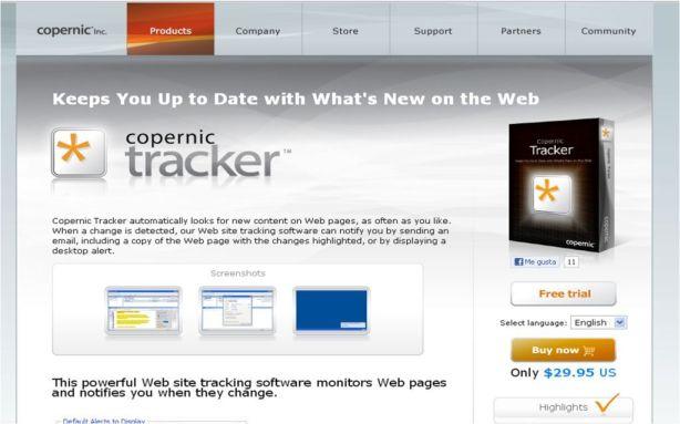 vigila a tu competencia con copernic tracker
