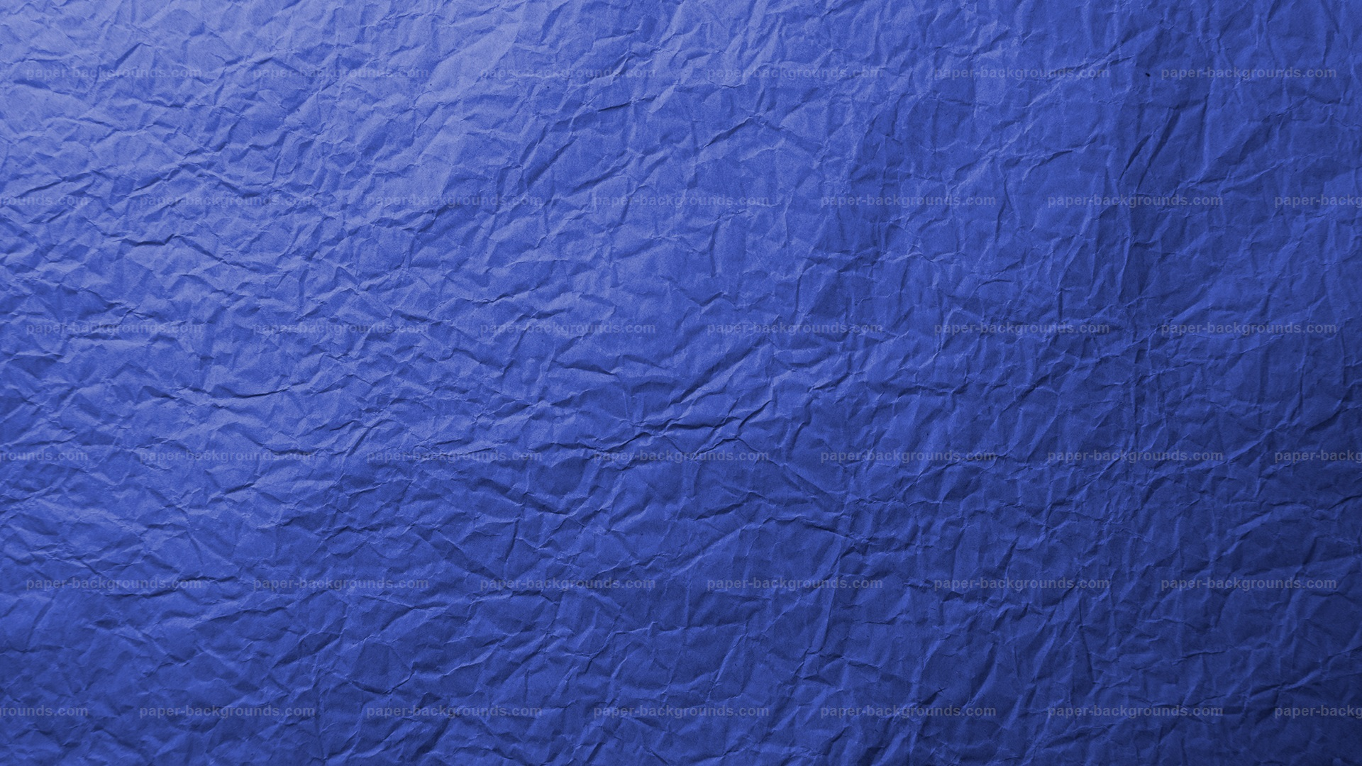 Paper backgrounds blue wrinkled paper texture hd