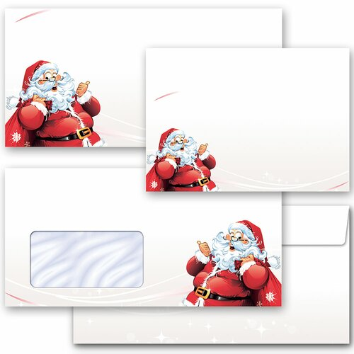 Buy Envelopes Online LETTER TO SANTA CLAUS Paper-Media