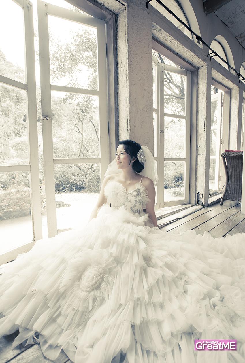 GreatME Arlai-葛樂米 自助婚紗 陽明山咖啡館 | ARLai 攝影工作室