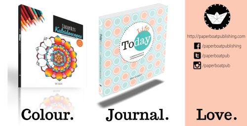 Colour. Journal. Love.