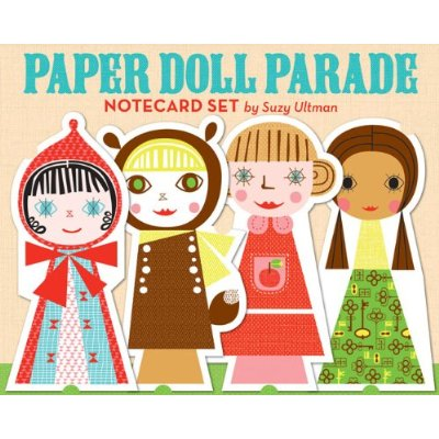 Paper Doll Parade