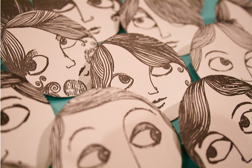 Paper People by Colt Bowden