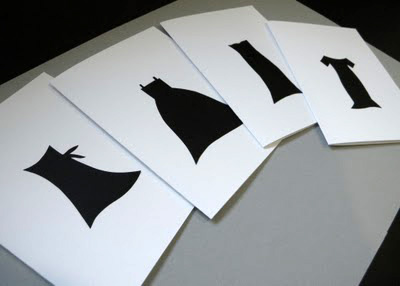 Little Black Dress Cards