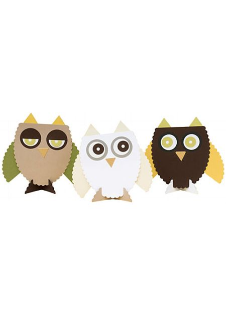 Paper Owl Place Card Kit
