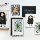 Halloween Cards and Party Invitations Rifle Paper