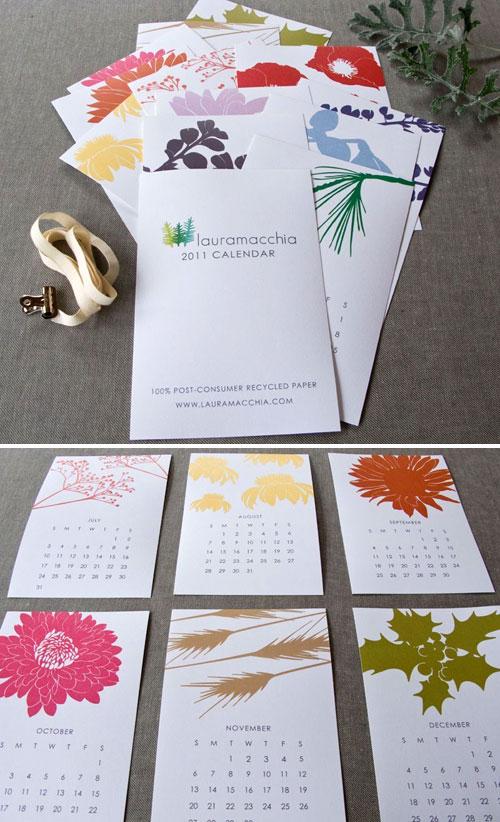 Laura Macchia 2011 Calendar