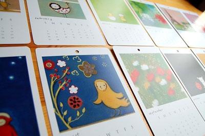 Creative Thursday 2011 Calendar