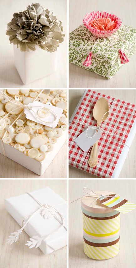 Sweet Paul Holiday Gift Wrap Ideas