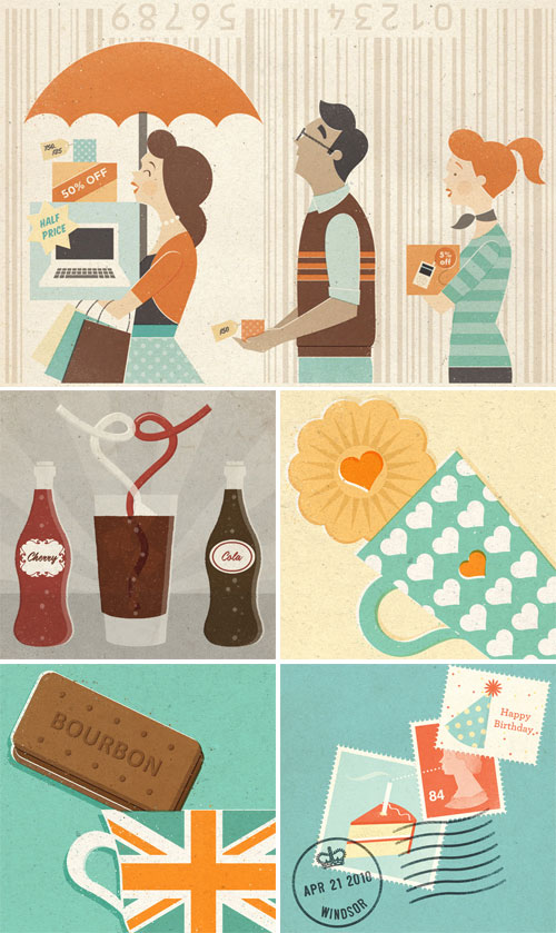 Zara Picken Illustration