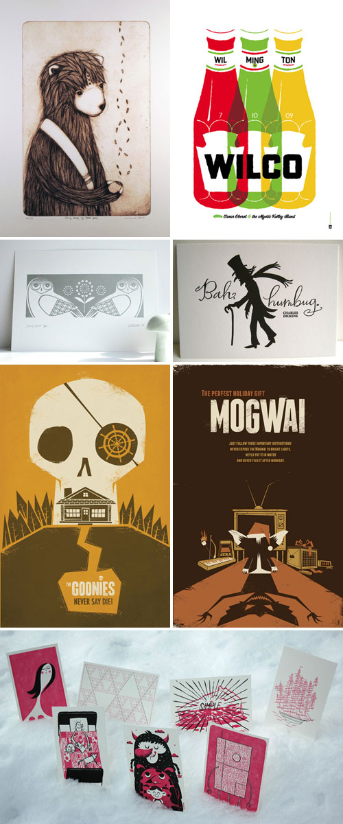 Art Prints Gift Ideas