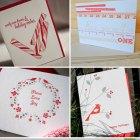 Letterpress Christmas Cards