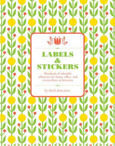 Dutch Door Labels & Stickers