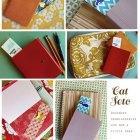 Printable Bookmarks Cat Seto