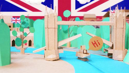London Cardboard