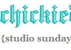 Chickiedee Studio Sunday