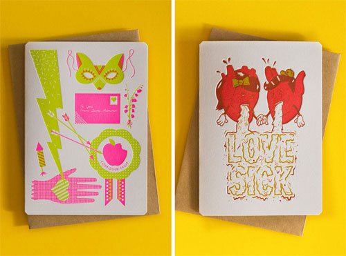 Hungry Workshop Valentines