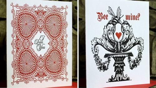 Inkadinkadoodle Valentines