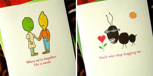 Inklosures Valentines