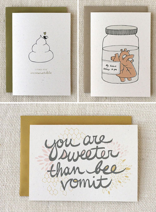 Wit & Whistle Valentine's Day Cards