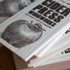 Cider Press Woodworks Business Cards