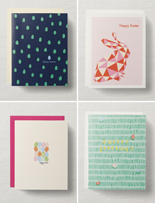 Crane Easter Cards