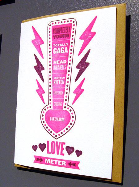 It's Fancy Love Card