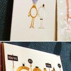 Maginating Foil Stamped Cards