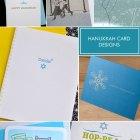 Hanukkah Card Designs
