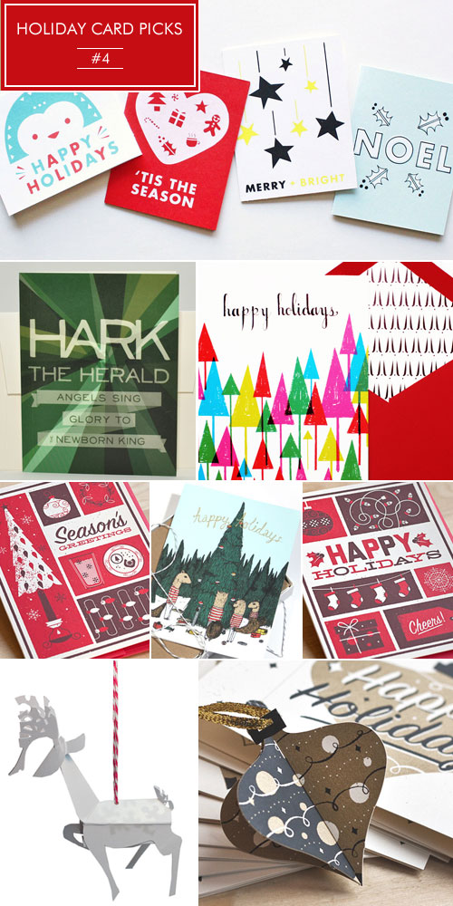 Holiday Card Designs